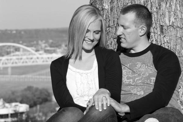 Kimberly and Scott - Engagement Photos - 22Oct11