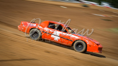Coos Bay Speedway - May 10, 2014 - Dirt Oval