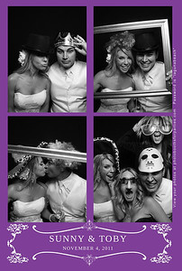 Sunny and Toby's Wedding