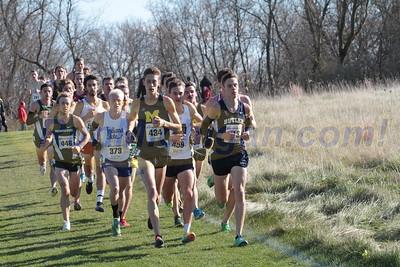 Mens 10K @ 4900m - 2015 NCAA D1 XC Great Lakes Regional