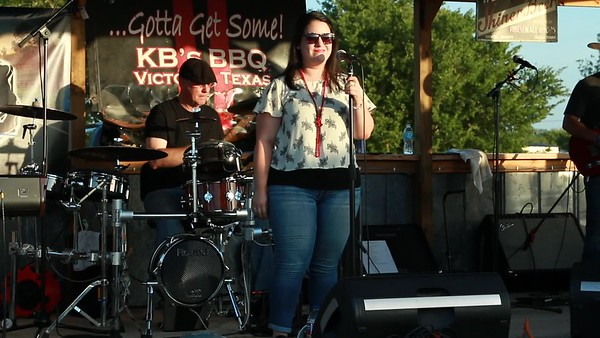 The Texas Continentals Live at KB's BBQ - August 10, 2017