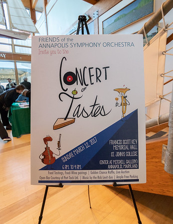 Concert of Tastes 2018