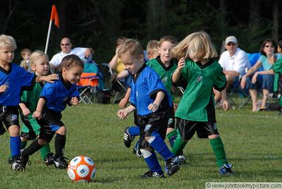 2006 09 09 Upward Soccer - Landon's Game