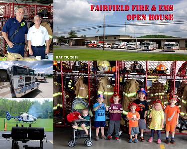 Fairfield Fire Open House 2018