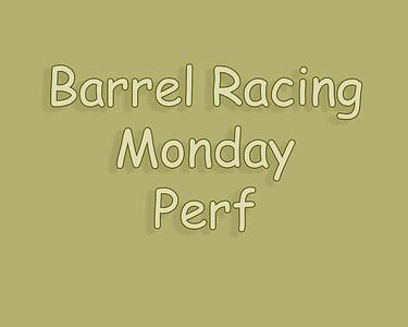 WOS 2018 Barrel Racing Monday Perf