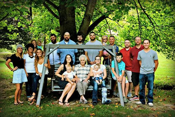 Skolmutch Family Photo