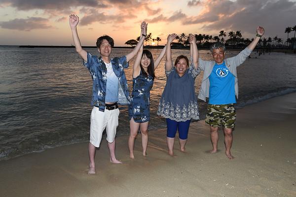 Yotsuji Makoto at Hilton 4-12-19