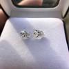 2.49ctw Antique Pear Diamond Pair GIA E VS2/GIA D VS2 0