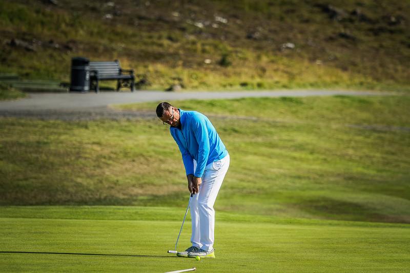GKB, Sturla Ómarsson Íslandsmót í golfi 2019 - Grafarholt 2. keppnisdagur Mynd: seth@golf.is