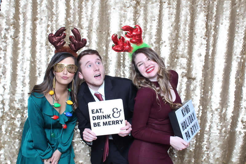 KPMG Holiday Party