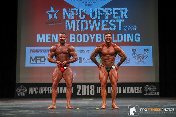 NPC Bodybuilding Prejudging