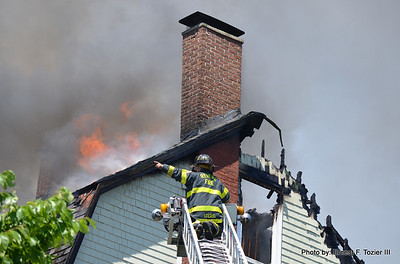 Swampscott - 5th Alarm, July 2016