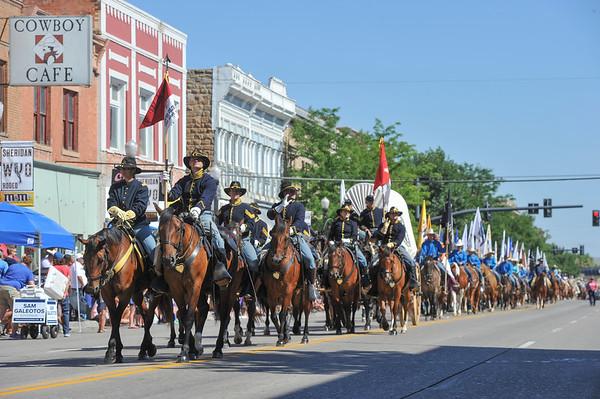WYO Rodeo Parade