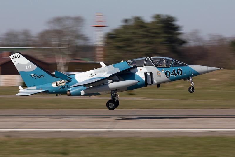 Top Aces / Dassault-Breguet-Dornier Alpha Jet A / C-GITA