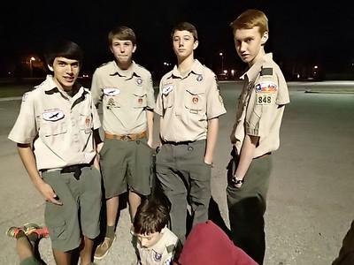 Troop Meetings