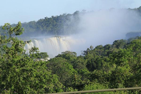 Iguazu Day 1| 2009 | 9th November 2009
