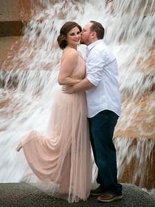 Danielle & Matt Engagement Photos Ft Worth