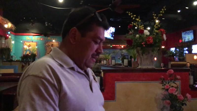 Juan's Flaming Fajitas