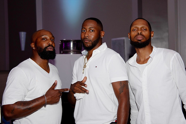 Curtis Given All White Affair 18'@the Esplanade: pics by L.Bussey