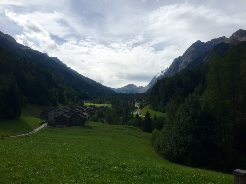 Stage 7: La Fouly to Champex