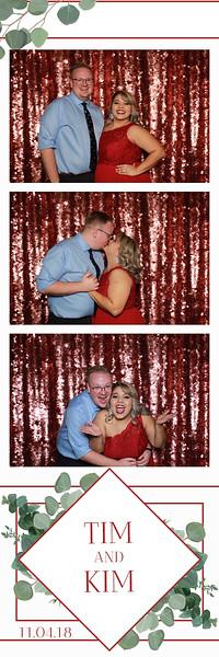 Tim & Kim's wedding