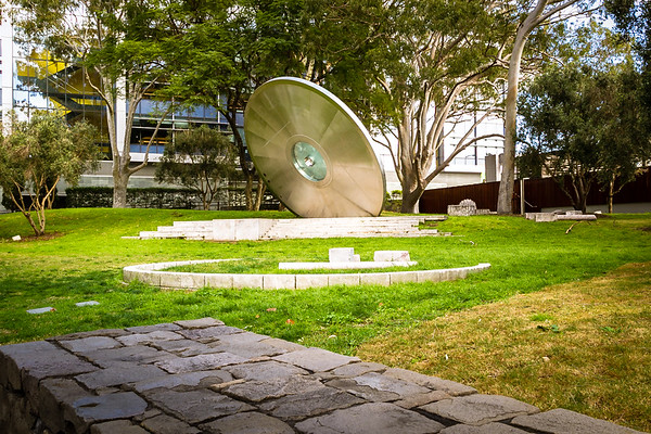 Sydney Olympic Park : Discobolus