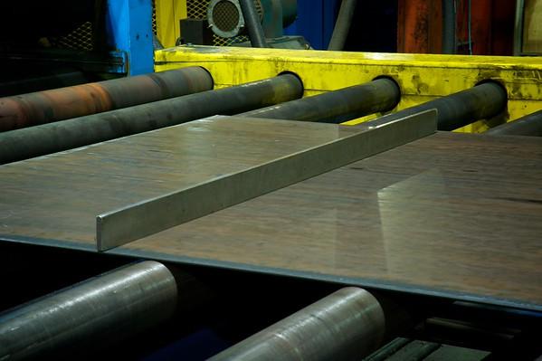 1st Steel Warehouse Gallery