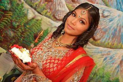 Alisa's Sweet 16 Pooja