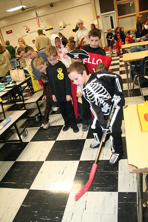 Halloween Pack Meeting 2006
