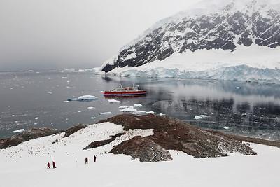 Antarctic 2014 - Niko Harbour & Pleneau Bay