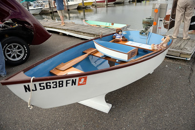 36th Annual Antique & Classic Boat Show in Point Pleasant