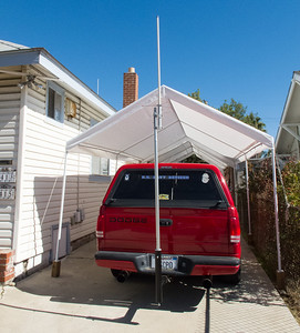 Truck-Mounted 2 meter/440 Field Antenna