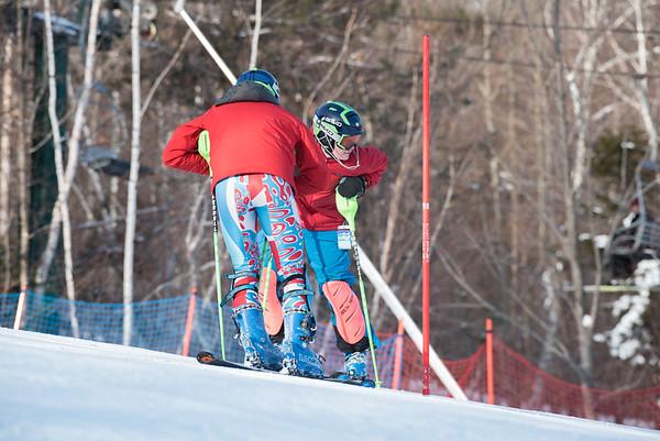 Gunstock Ski Meet 1 17 16