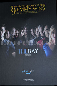 THEBAY The Series Pre-Emmy Red Carpet Celebration