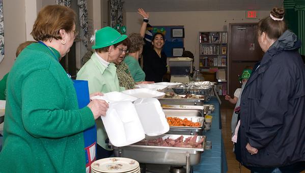 St. Patrick's Dinner, 2010