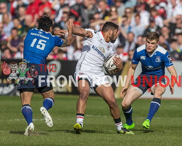 2017-05-06 Ulster 17 Leinster 13 (PRO12)