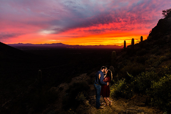 Alyssa & Koy | March 2019 | Tucson, AZ