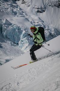Burnie Glacier 2013 - Week 1