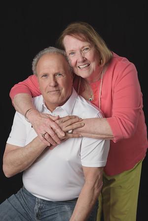 Joe and Kathleen