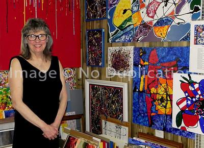 Artist Portraits & Studio Tour