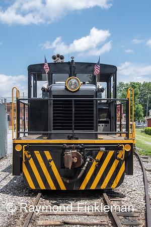 Walkersville Train Ride