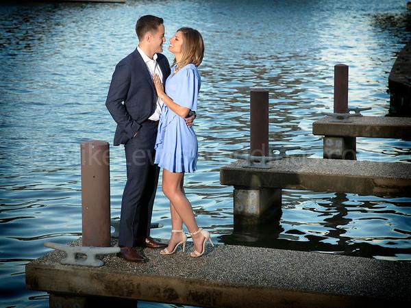 Tessa & Andrew Engagement