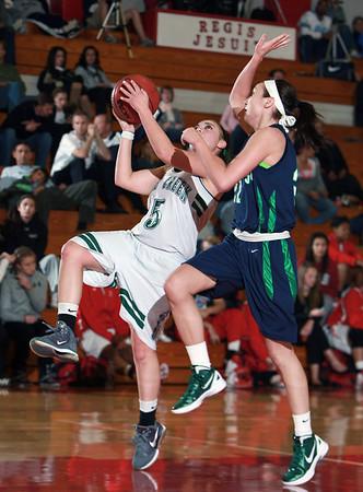 ThunderRidge vs Pine Creek - 01/11/2012
