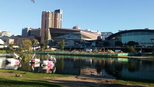 Zinc- Adelaide Convention Centre