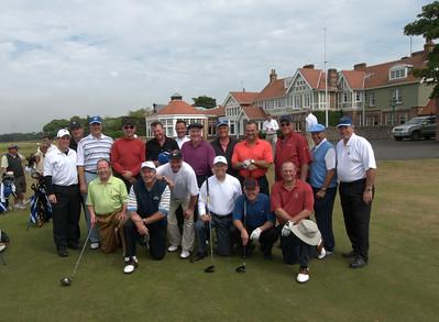 Old Golf Trips Scotland 2007 thru 2011