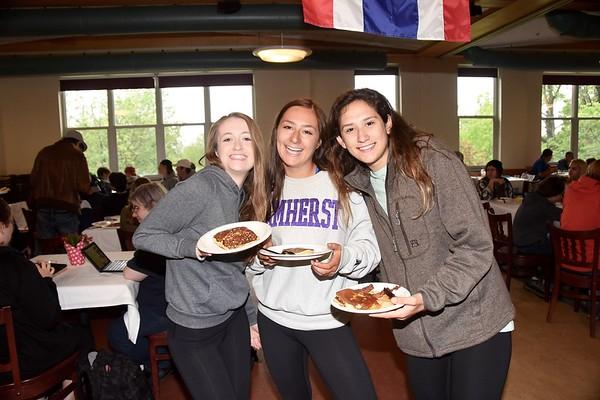 2017 BBA Senior Breakfast photos by Gary Baker