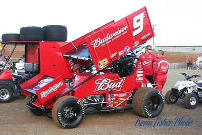 Virginia Motor Speedway WoO Sprints 5/23/09