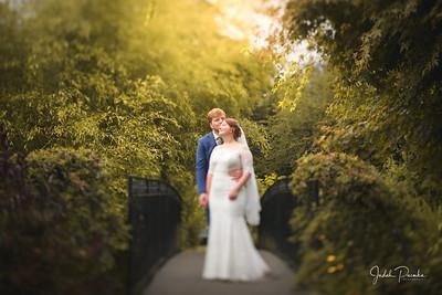Mya & James - Wedding Ceremony - Saint Ann's Academy | Victoria, BC