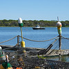 Wellfleet Harbor today on Cape Cod...