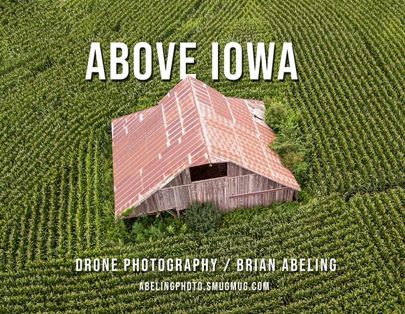 Above Iowa Book